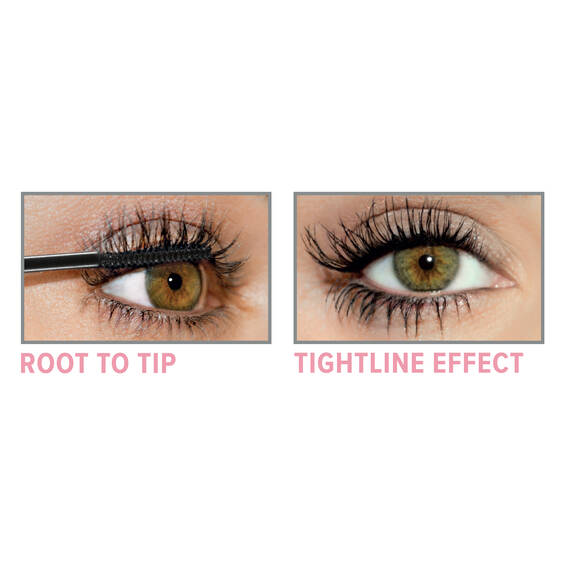 Tightline 3-in-1 Black Primer - Eyeliner - Mascara
