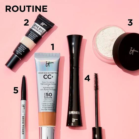 Your Skin But Better CC+ Creme mit LSF 50+