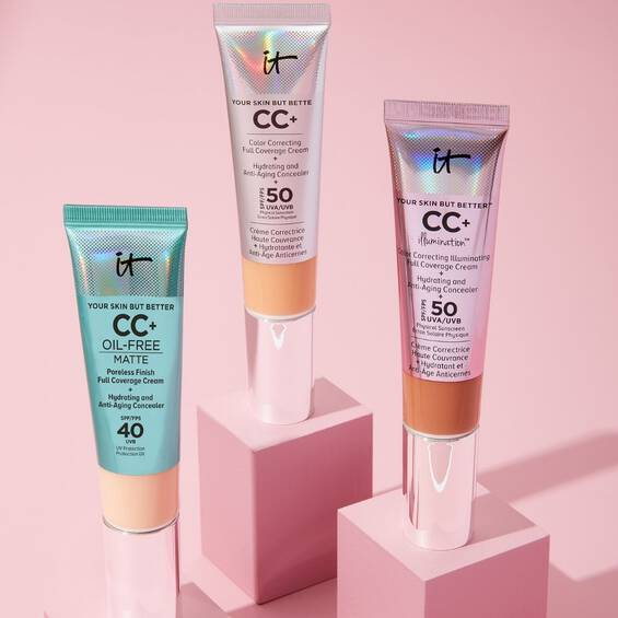 Your Skin But Better CC+ Cream mit LSF 50+