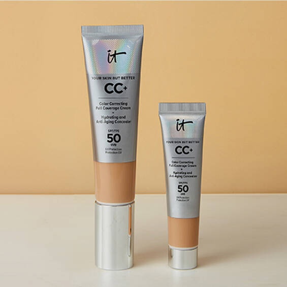 Your Skin But Better CC+ Cream mit LSF 50+ Medium Tan