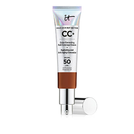 Your Skin But Better CC+ Cream mit LSF 50+ Deep