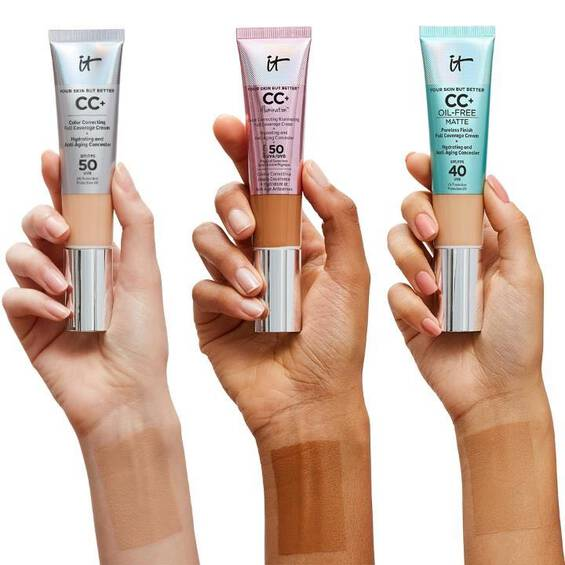 Your Skin But Better CC+ Oil Free mit LSF 40