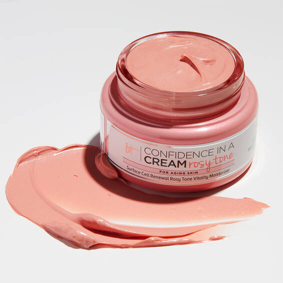 Confidence in a Cream Rosy Tone