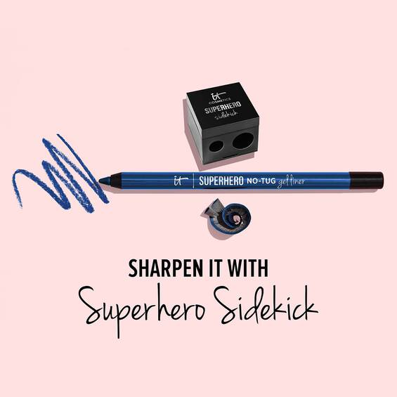 Superhero Eyepencil Sharpener