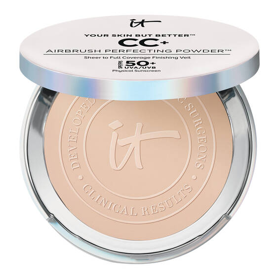 Your Skin But Better CC+ Airbrush Perfecting Powder LSF 50+